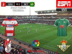 Liga Santander 2016/17 23º Fecha: Granada 4-1 Real Betis