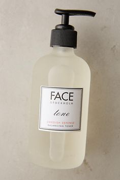 FACE Stockholm Swedish Defense Balancing Toner