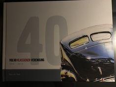 40 jaar Volvo klassieker vereniging. Vol details over oude Volvo's. Morgen maar weer eens een dagje sleutelen.