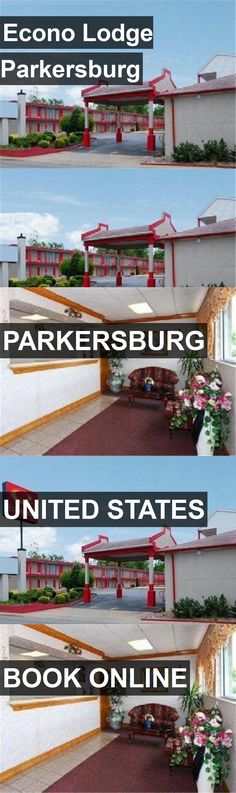 Hotel Econo Lodge Parkersburg in Parkersburg, United States. For more information, photos, reviews and best prices please follow the link. #UnitedStates #Parkersburg #travel #vacation #hotel