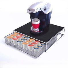 36 Coffee Pod Single Storage Drawer for Keurig K-cup Pods Holder Coffee New in Home & Garden | eBay