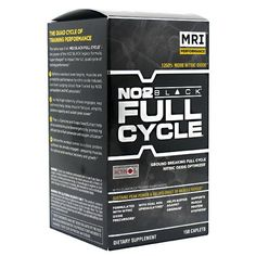 MRI NO2 Black Full Cycle Nutritional-Supplement, 150 Count >>> See this great product.