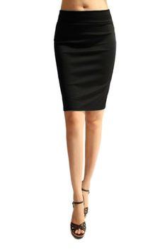 Perfect pencil skirt