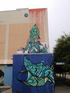 Houston street art. My favorite so far