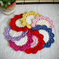 sunshine coaster pattern, several click thrus to pattern, free pattern