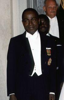 Felix Houphouet-Boigny............ Prime Minister & Ist President of the Ivory Coast (1905-1993)