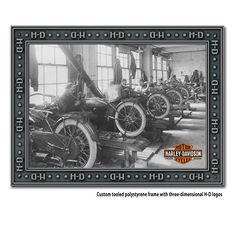 Harley-Davidson® Factory Mirror  http://www.bikerathome.com/index.php/harley-davidson-factory-mirror.html