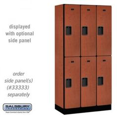 Locker Room Lockers $630.00