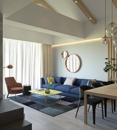 """Check out this @Behance project: """"Luxury apartment"""" https://www.behance.net/gallery/40415155/Luxury-apartment"""