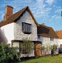 The Ancient House, Clare, Suffolk, England