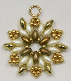 Deb Roberti's Snowflake Earrings