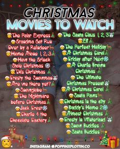 christmas movies user cxylynnxxos post for more The post user cxylynnxxos post for more appeared first on Belle Ouellette. Christmas Movies List, Christmas Mood, Merry Little Christmas, All Things Christmas, Christmas 2019, Holiday Fun, Chrismas Movies, New Christmas Songs, Christmas To Do List