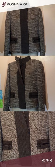 Linda Allard Ellen Tracy luxury  jacket nwt Newer worn Linda Allard Ellen Tracy Jackets & Coats