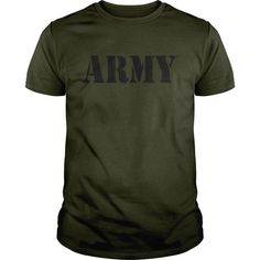 Army Shirt, Limited Edition. Get yours now. Shop at: https://www.sunfrog.com/TRoyal/army #army #armyapparel #armyshirt