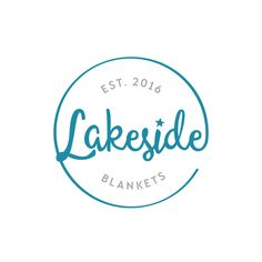 Create a coloful crafting illustration for Lakeside Blankets by Arteam (Artastrov)