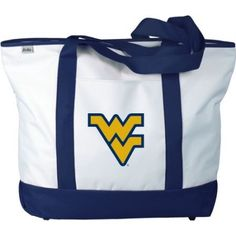WVU Mountaineers Tote Bag