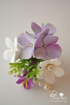 exquisite sugar flowers