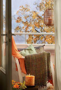 Autumn Balcony