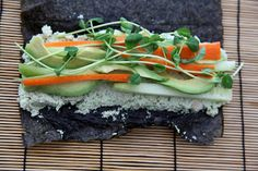 Raw Therapy: Sushi Time