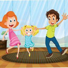 famille bouger-Shutterstock