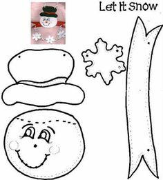 moldes de fieltro (pág. 78) | Aprender manualidades es facilisimo.com
