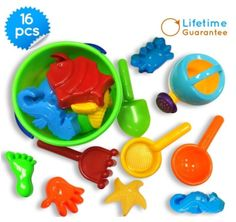 12pcs Tiny Beach Sand Tools Toys Building Model Set For Kids Children Outdoor Crazy Price Pools & Water Fun