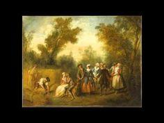 Francois Couperin L'Art de Toucher le Clavecin,II Book of Harpsichord - YouTube