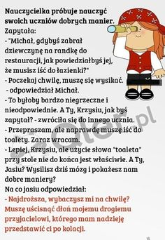 30 najlepszych kawałów na poprawę humoru – Demotywatory.pl Funny Quotes, Funny Memes, Jokes, Weekend Humor, Dog Books, Education Humor, Man Humor, Clever, Nostalgia