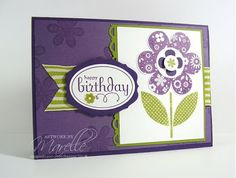 Marelle Taylor Stampin' Up! Demonstrator Sydney Australia: Being Busy