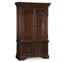 coronado wardrobe armoire | ... armoire capri armoire legrand armoire entertainment old world armoire