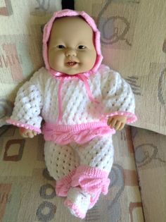 Baby coming home outfit - Newborn Sweater, Pants, Bonnet and Mary Jane Shoes or…