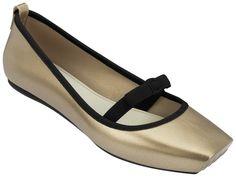 Ballet Bow (Dourada)