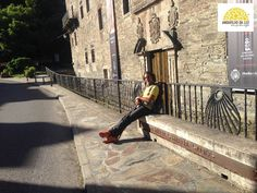 Santiago de Compostela - Caminho Francês   Andarilho da Luz