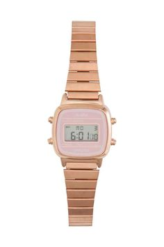 7403e2c95165 NEW PURCHASE SUGGESTION  Add a watch to some of your casual looks to amp  them up. Sit the watch along side some simple bangles. Rose gold is a nice  colour ...