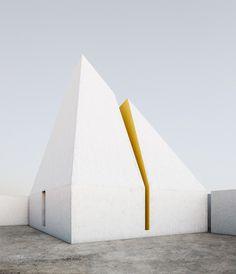 Yellow Ray—by Claudio Reis