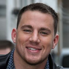 Pictures of Channing Tatum Haircuts