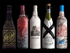 Packaging Spotlight: Stranger and Stranger Wine Packaging