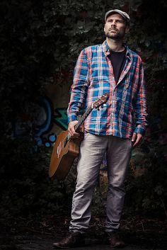 Musiker Portrait 2