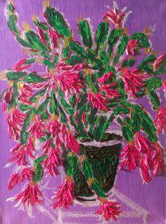 Pink Flor by Octavious Sage 2016