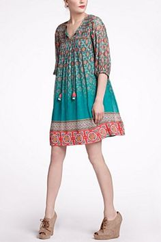 "My favourite interpretation of the ""ethnic prints"" trend for S/S 2012. Glimmered Ankita Dress 