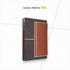 Portfolio style case for the new iPad