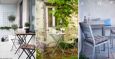 With only a short window to make the most of your outdoor space, summer's the time to ensure it's up to scratch. It doesn't have to cost a fortune and won't require a huge makeover – from the smallest patch of grass to tiny balconies, we've found six achievable ways to maximise any area, courtesy of John Lewis…