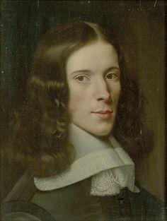 Dutch Artist (mid-17th century?) Portrait of a young Man oil on panel; 49 x 38 cm  © Ashmolean Museum