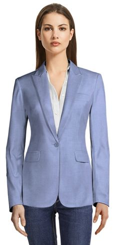Custom Made Clothing, Custom Clothes, Casual Blazer, Casual Shirts, Design Your Shirt, Party Jackets, Thing 1, Business Casual Dresses, Tailored Suits