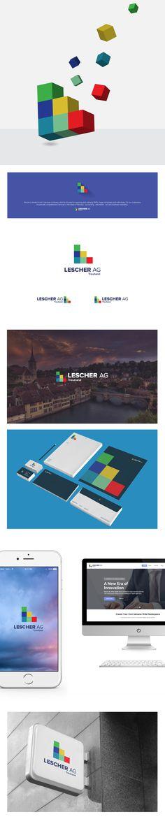 Financial, insurance logo design proposal. Proposal, Logo Design, Logos, Logo