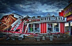 64/366 Leap Day Tornado damage in Branson, MO