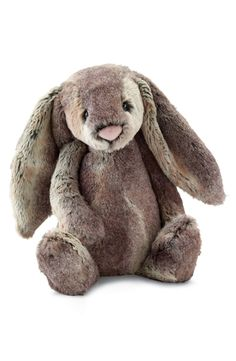 How cute! Gifting this soft companion as an Easter treat for the little one.