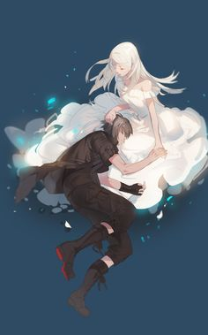 Noctis x Lunafreya (Final Fantasy XV) Final Fantasy Xv Wallpapers, Final Fantasy Artwork, Final Fantasy Characters, Fantasy Series, Noctis Final Fantasy, Noctis And Luna, Character Art, Character Design, M Anime