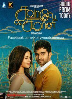 #SavaaleSamali Movie Poster  More Stills http://tamilcinema.com/savaale-samali-movie-poster/  #Bindhumadhavi #Ashokselvan