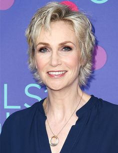 Happy 54th Birthday, Jane Lynch! from #InStyle